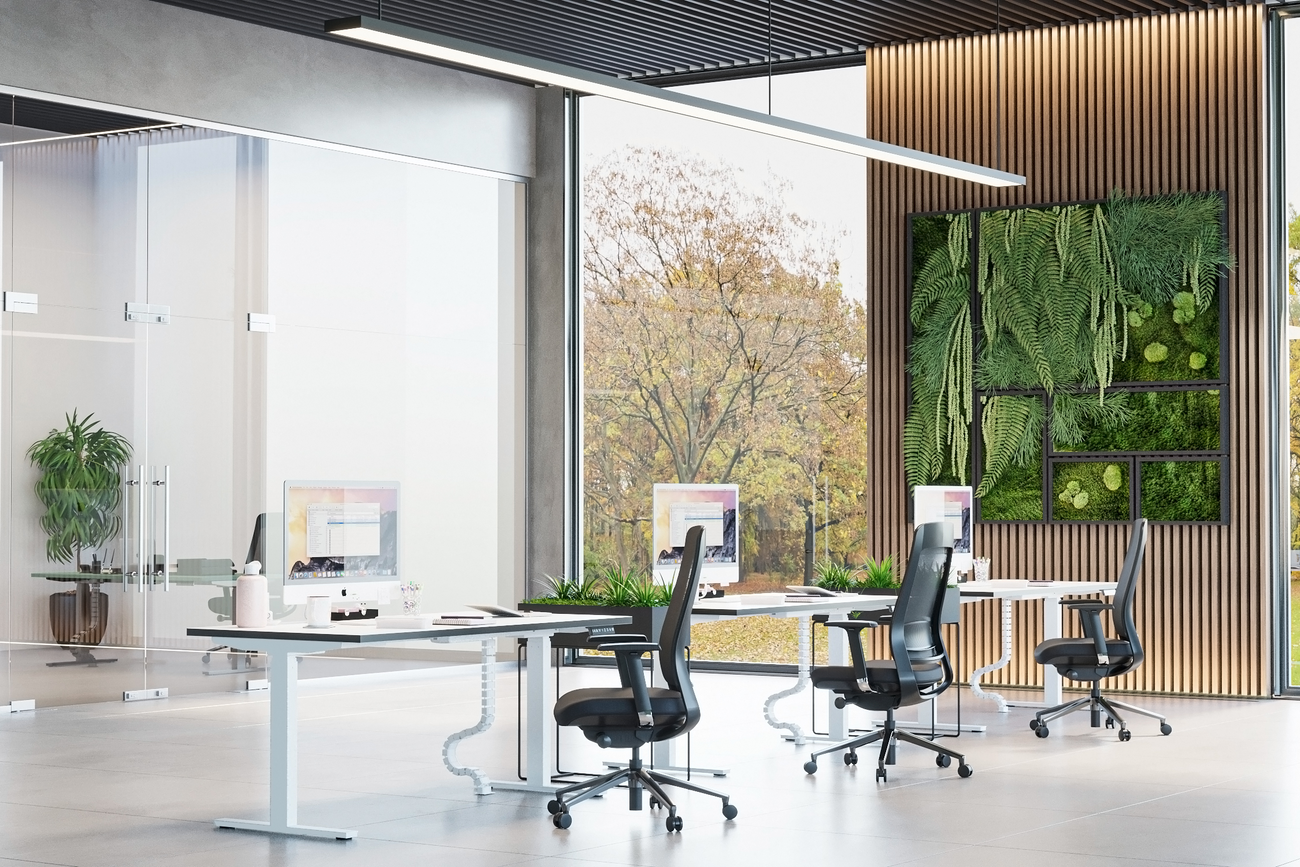 How office furniture can improve productivity in the workplace