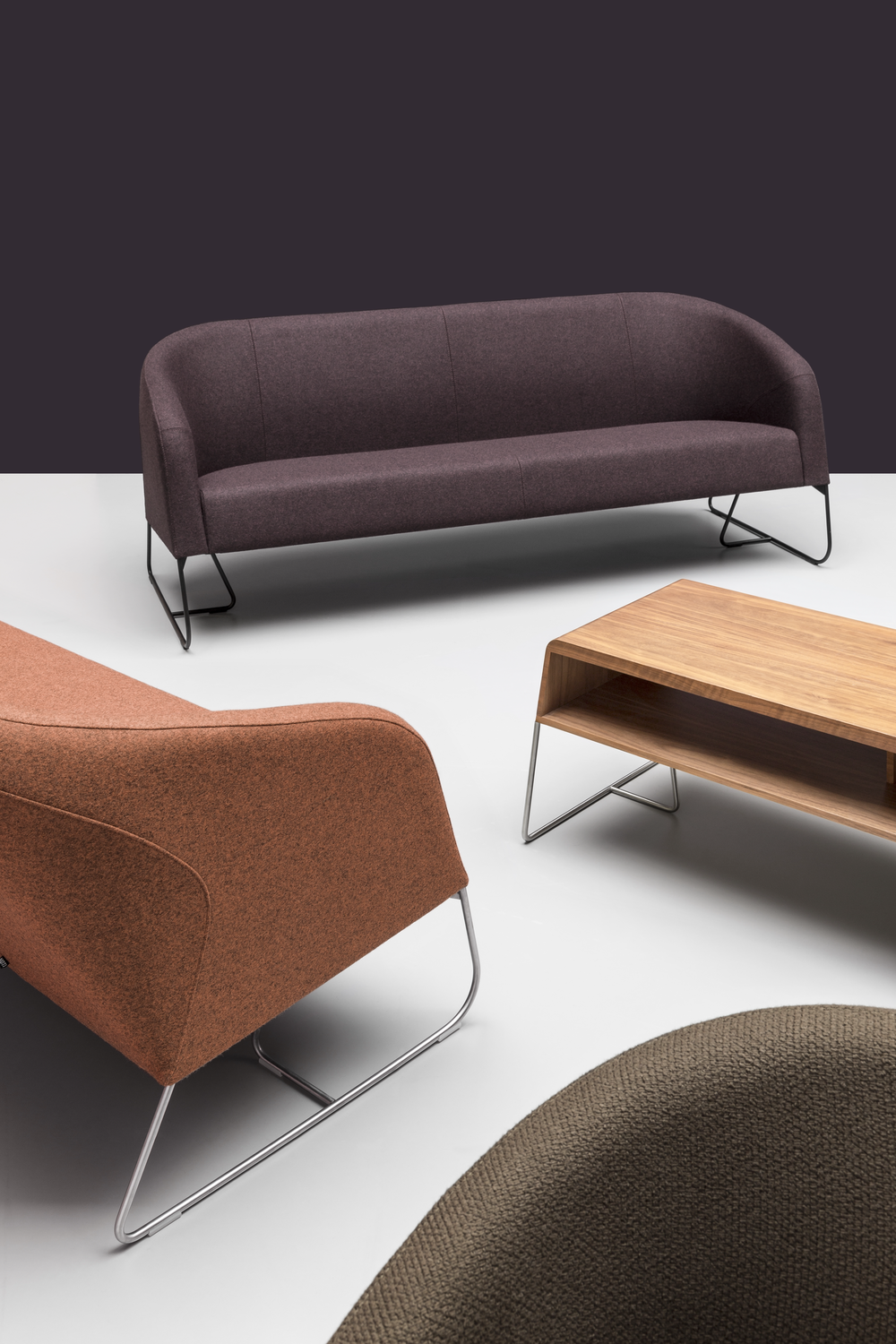 Mula Soft Seating and Table