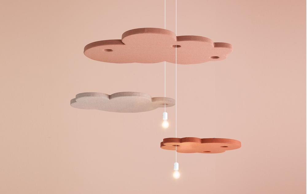 Cloudz Acoustic Ceiling Panel