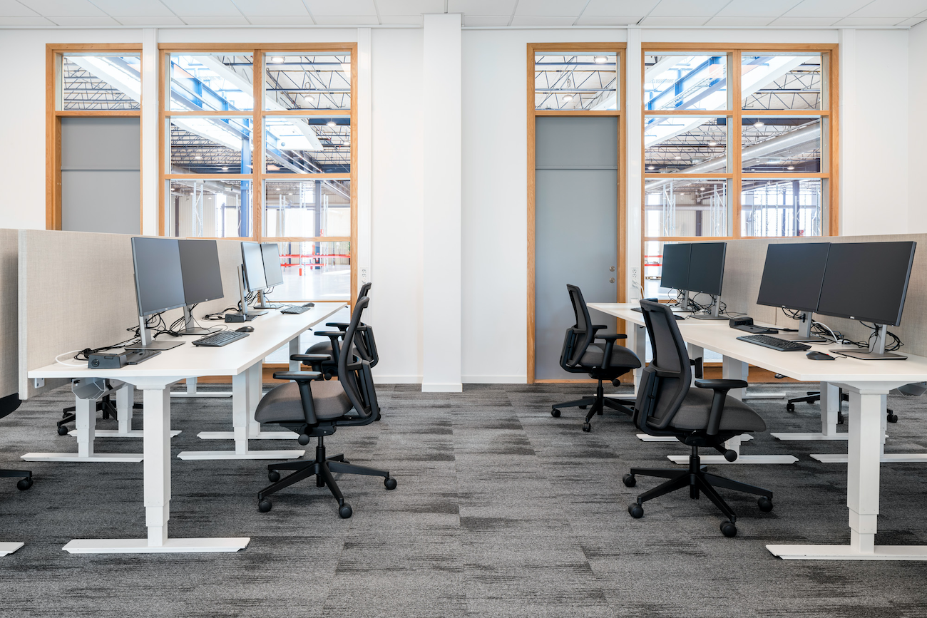 How to get a return on investment from your office furniture