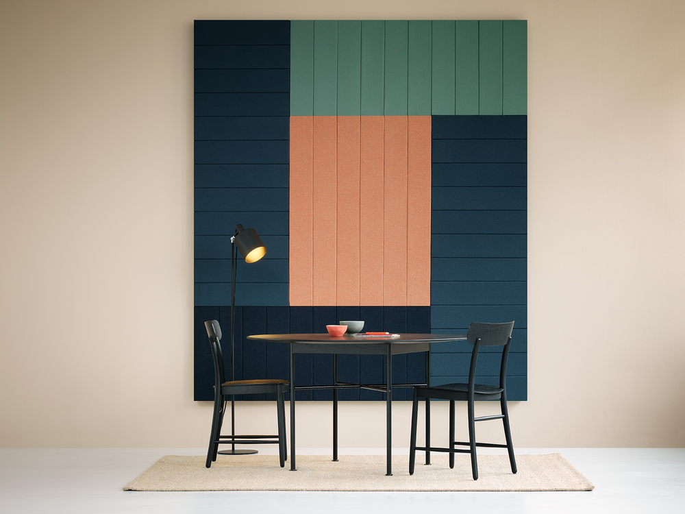 Timber Acoustics Wall Panel