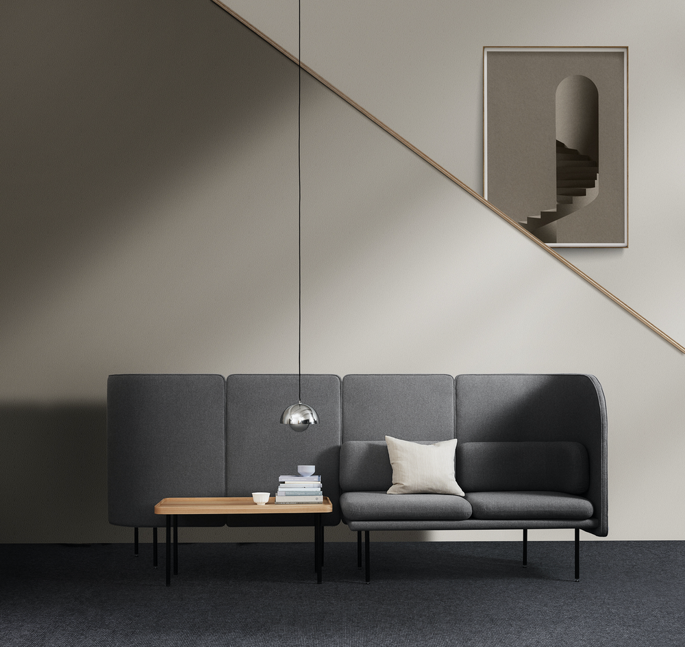 Tune Sound-Absorbing Sofa