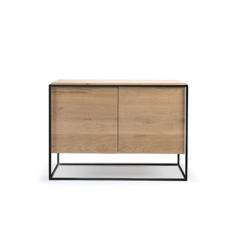 Oak Monolit Sideboard
