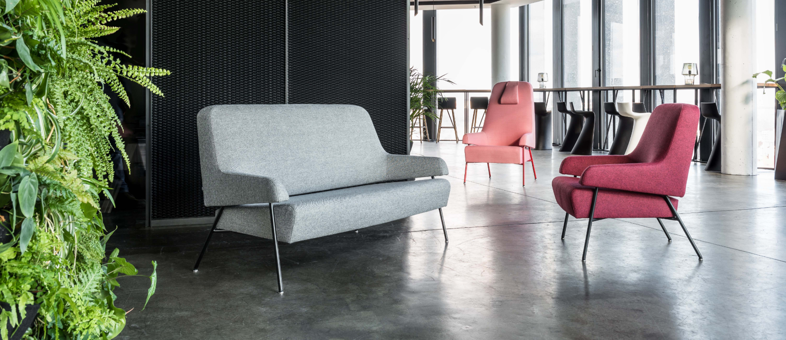 Changing the way people think about office furniture