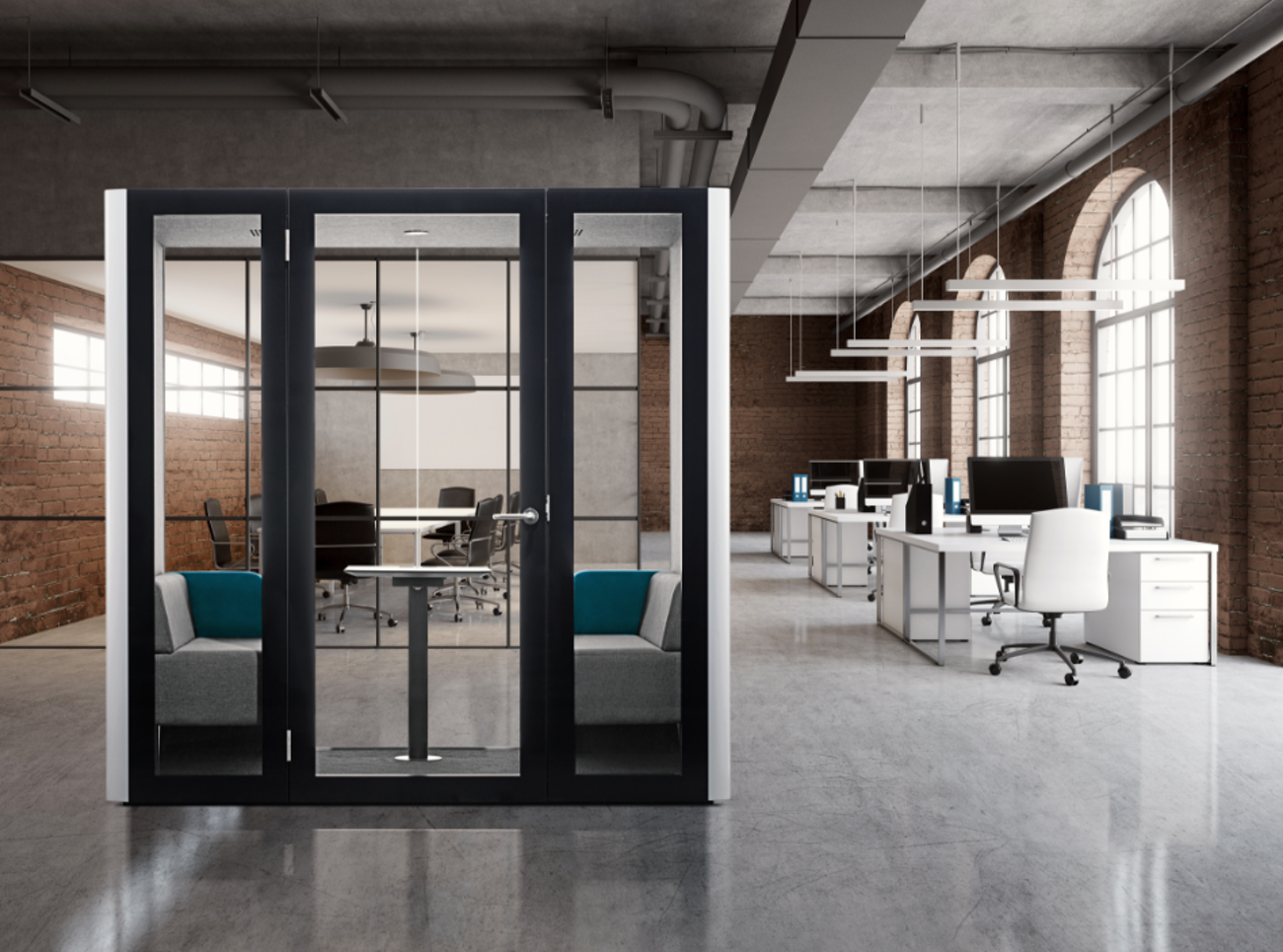A complete guide to acoustic office pods