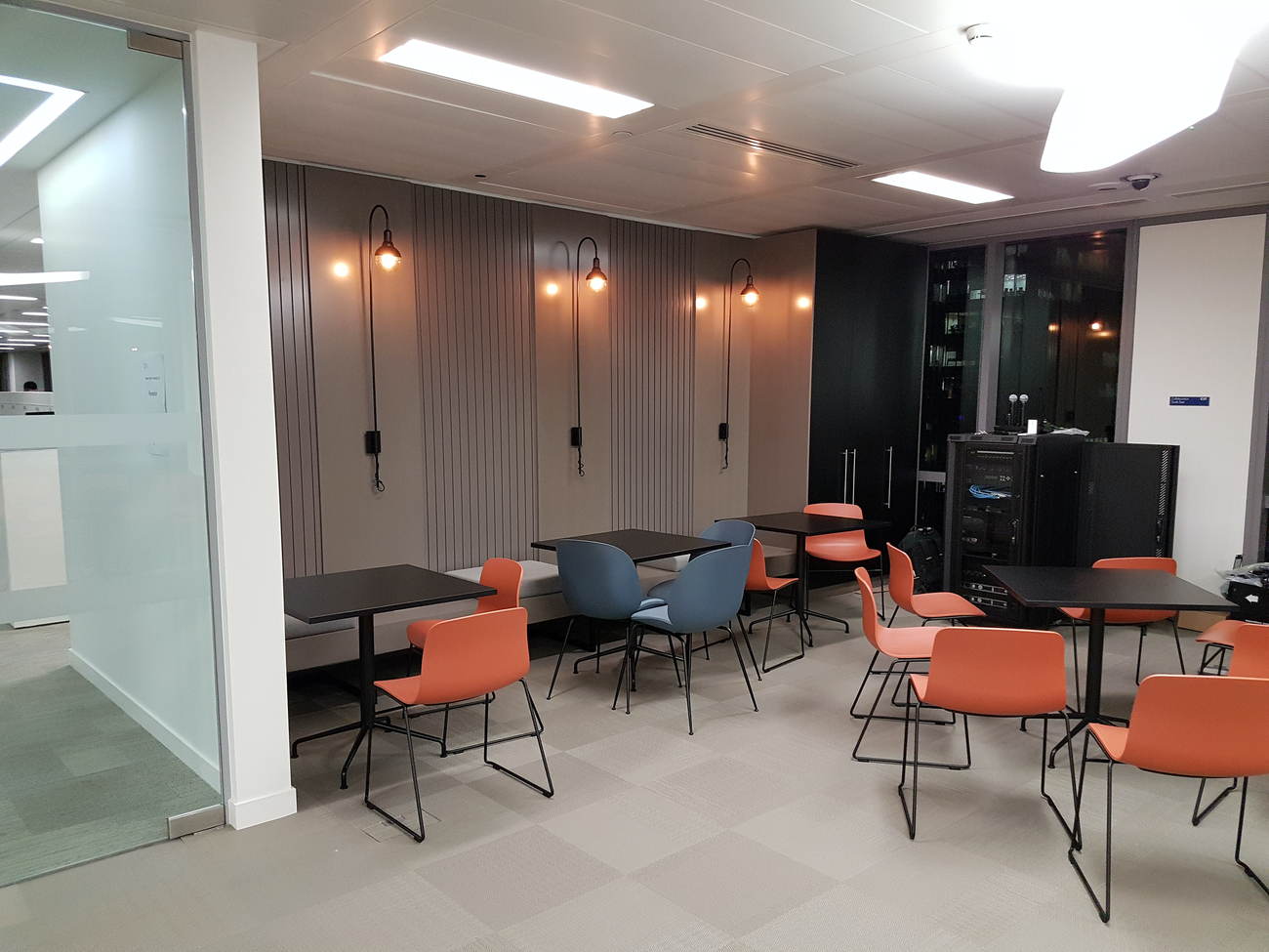 Canary Wharf Office Furniture